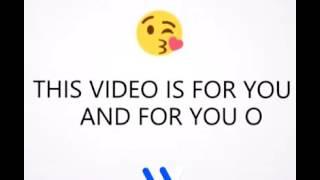    My best friend    Cute video    Dedicated to all best friends   