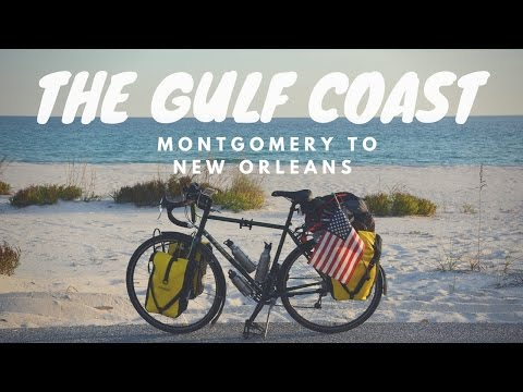 Bicycle Touring: The US Gulf Coast