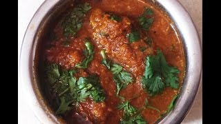 Simple Chicken Curry with Thick n Smooth Gravy|Indian Style|Hot n Spicy