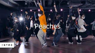 Peaches - Justin Bieber ft. Daniel Caesar, Giveon   DDongTae Choreography   INTRO Dance Music Studio