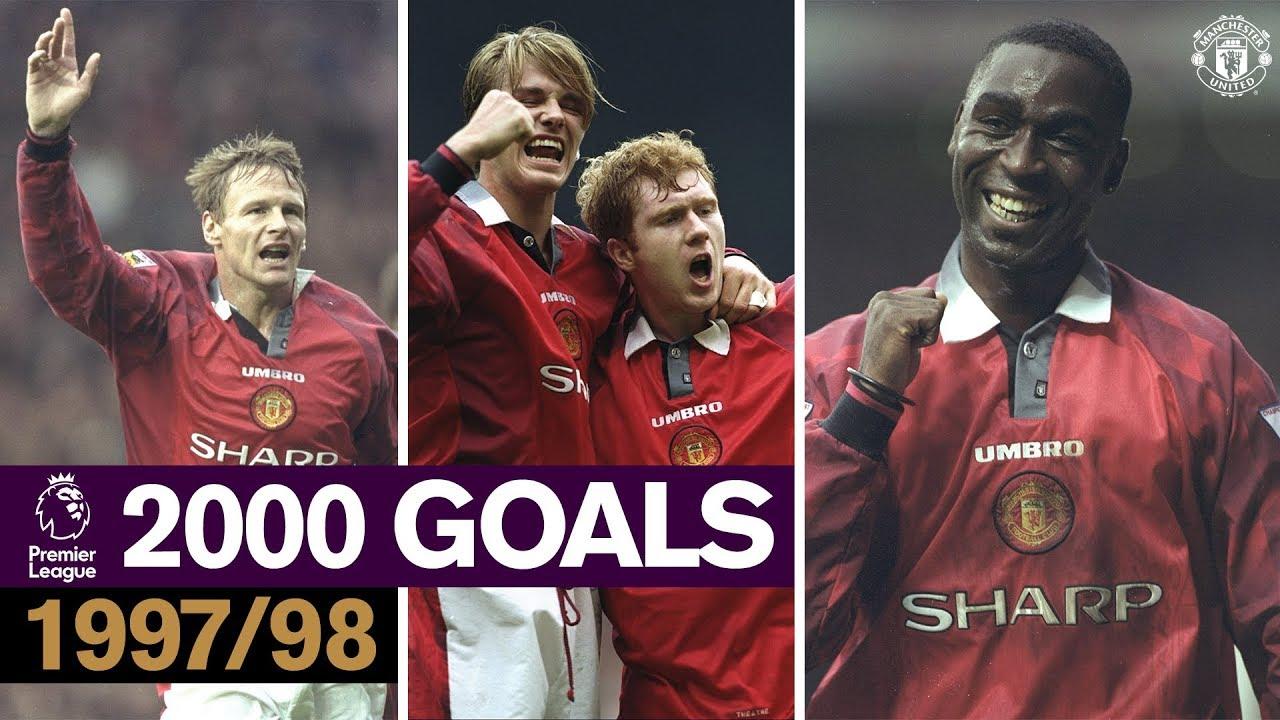 Download Manchester United 2000 PL Goals | 1997-98 | Sheringham, Cole, Scholes