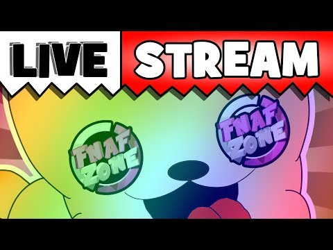 Minecraft Five Nights At Freddy's Live Stream