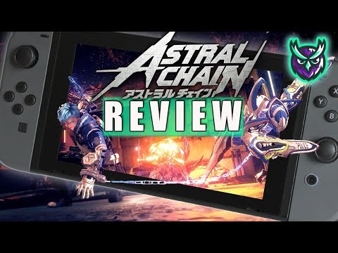 Astral Chain Switch Review - Platinum Perfection?