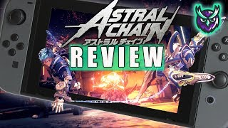Astral Chain Switch Review - Platinum Perfection? (Video Game Video Review)