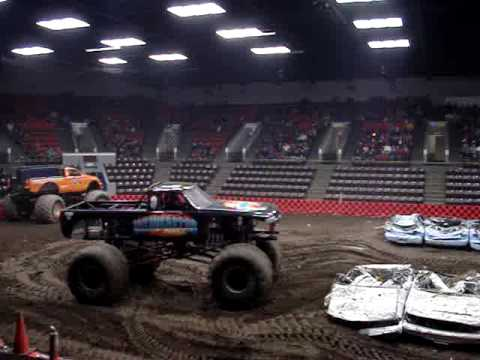 Incinerator Monster Truck Driven by Ryan Rice