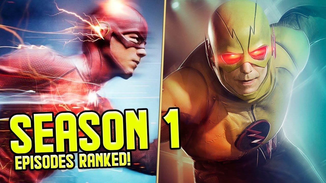 Download The Flash: Season 1 Episodes RANKED!
