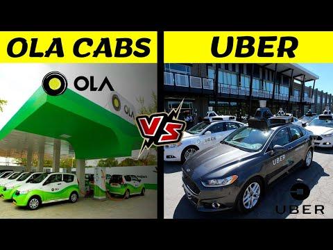Ola Cabs VS Uber   Company Comparison   Profit, Loss, Market share, Funding   Rohit Mhatre.