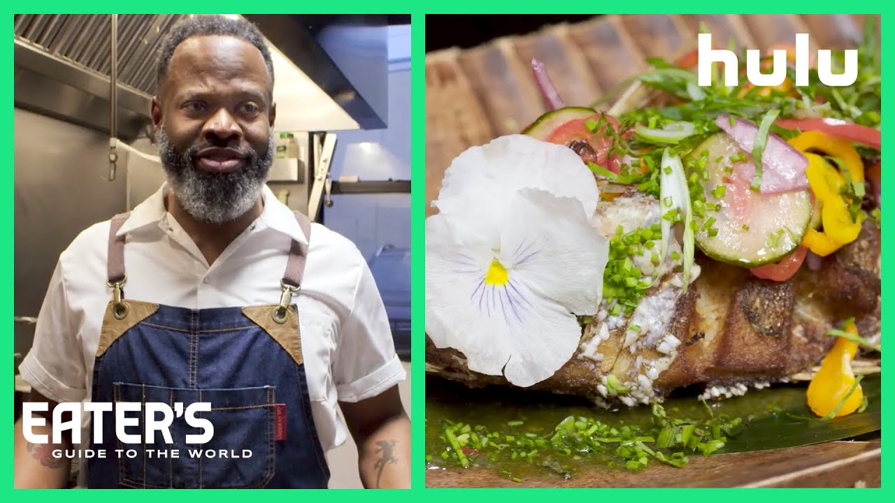Journalists' Favorite Caribbean Cuisine | Washington D.C. Restaurants | Eater's Guide To T