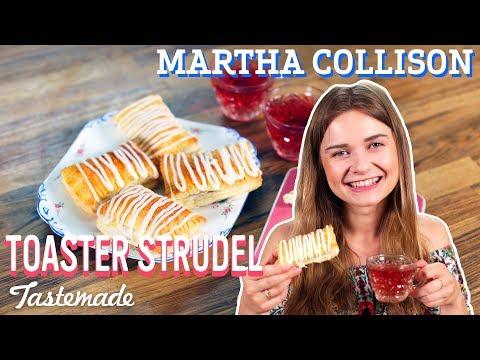 Toaster Strudel I Martha Collison