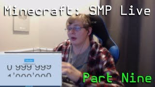 CallMeCarson VODS: Minecraft SMP Live (Part Nine)