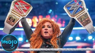 Top 10 Best and Worst of Wrestlemania 35