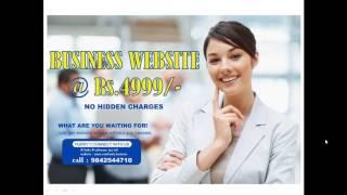 list of web development companies in coimbatore