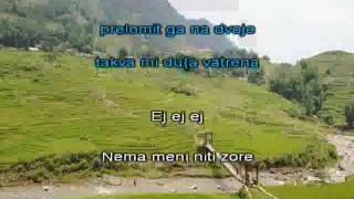 Madjarica Minea [karaoke]