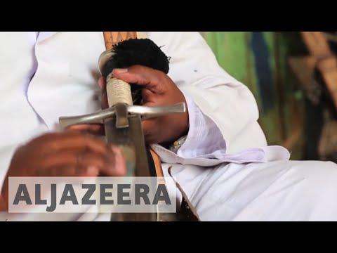 Centuries old trade of sword making under threat in Sudan
