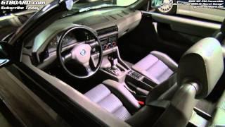 видео BMW E34 Кабриолет М5