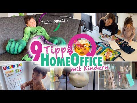 stressfrei-homeoffice-mit-kindern-|-9-tipps-|-#zuhausehelden-|-mamiblock