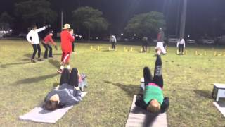 The Real Fitness Bootcamp with Operation Triple T, LLC THE FITNESS BOOTCAMP WITH REWARDS
