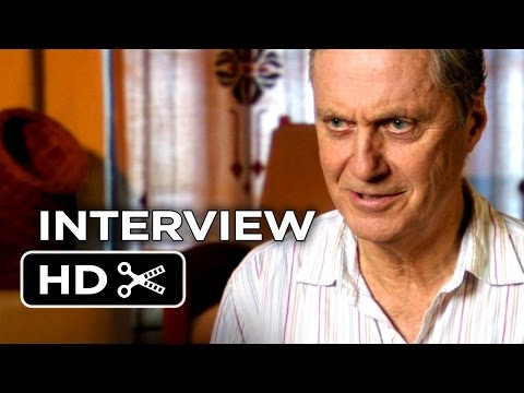 The Hundred-Foot Journey Interview - Lasse Hallstrom (2014)