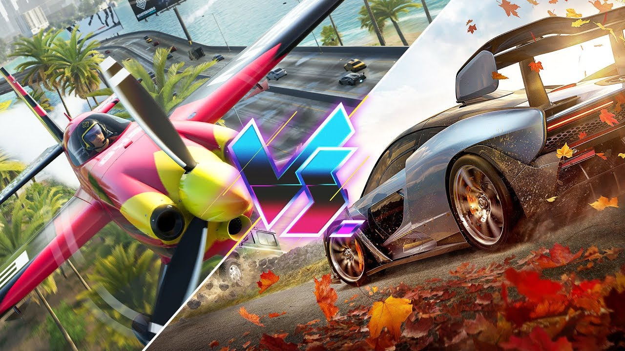 Forza Horizon 4 Vs The Crew 2 - Which Is Right For You?| Versus