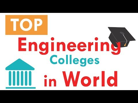 Top 10 Engineering Colleges in the world | latest 2018 rankings