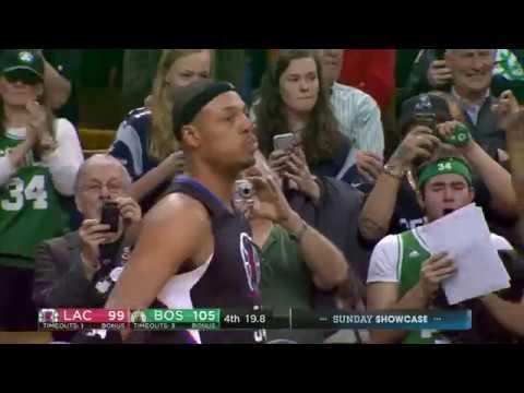 Los Angeles Clippers vs Boston Celtics | February 5, 2017 | NBA 2016-17 Season