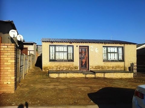2 Bedroom House For Sale In Tembisa South Africa For Zar