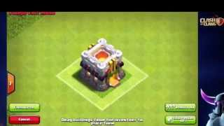 clash of clans. townhall 11 + new defense + mystery hero revealed/confirmed. detailed information!!!