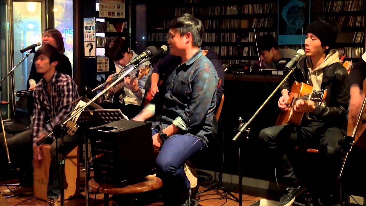 粉紅噪音 Acoustic Night - 嘿!起床了!(好事花生Cover) @卡夫卡 - YouTube