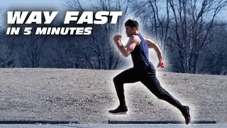 How to Run Way Faster - In Only 5 Minutes