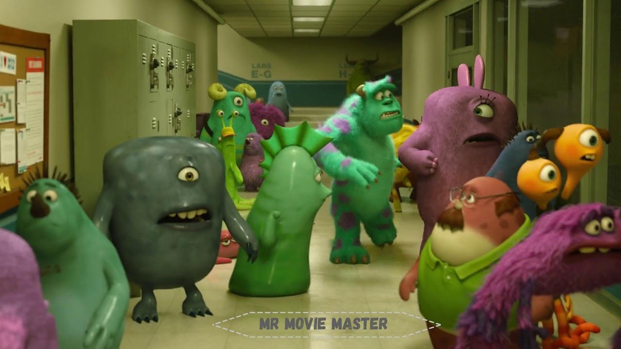 Download Monsters University.  (1-6) HD best part