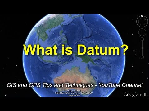 A Simple Explanation of Datum