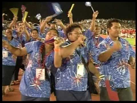 South Pacific Games 2007 Closing Ceremony