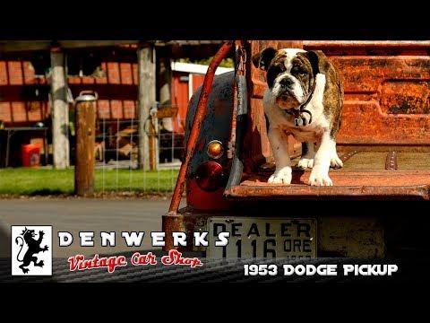 1953 Dodge Pickup DENWERKS  - Bring A Trailer