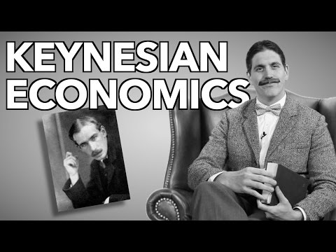 Keynesian Economics with Jacob Clifford