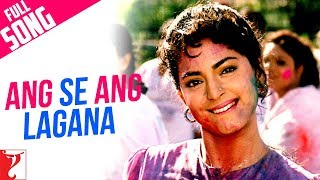 Ang Se Ang Lagana - Full Song - Darr