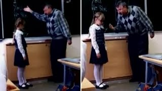 Teacher Humiliates 8 yr Old Girl In Front Of class Then She Takes Ultimate Revenge