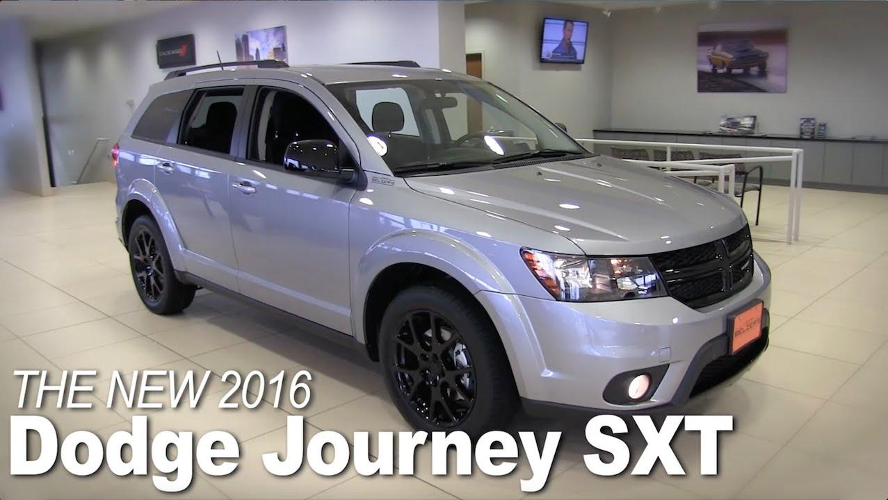New 2016 Dodge Journey Lakeville Bloomington Burnsville Minneapolis St Paul Mn Specs You