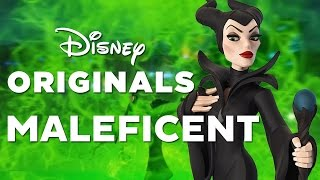 Disney Infinity 2.0 Maleficent Gameplay and Skill Tree