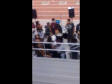 Perris High School Dancing after football game 9-16-2016
