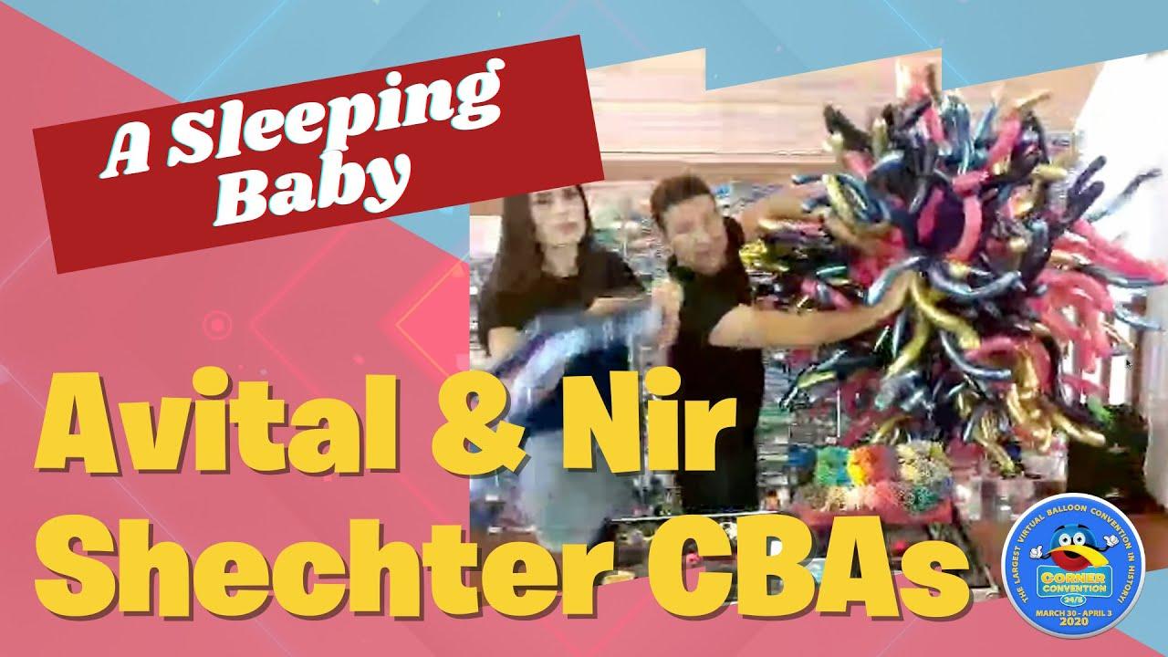 A Sleeping Baby - Q Corner Convention 2020