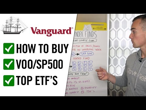 Vanguard Index Funds For Beginners In 2020