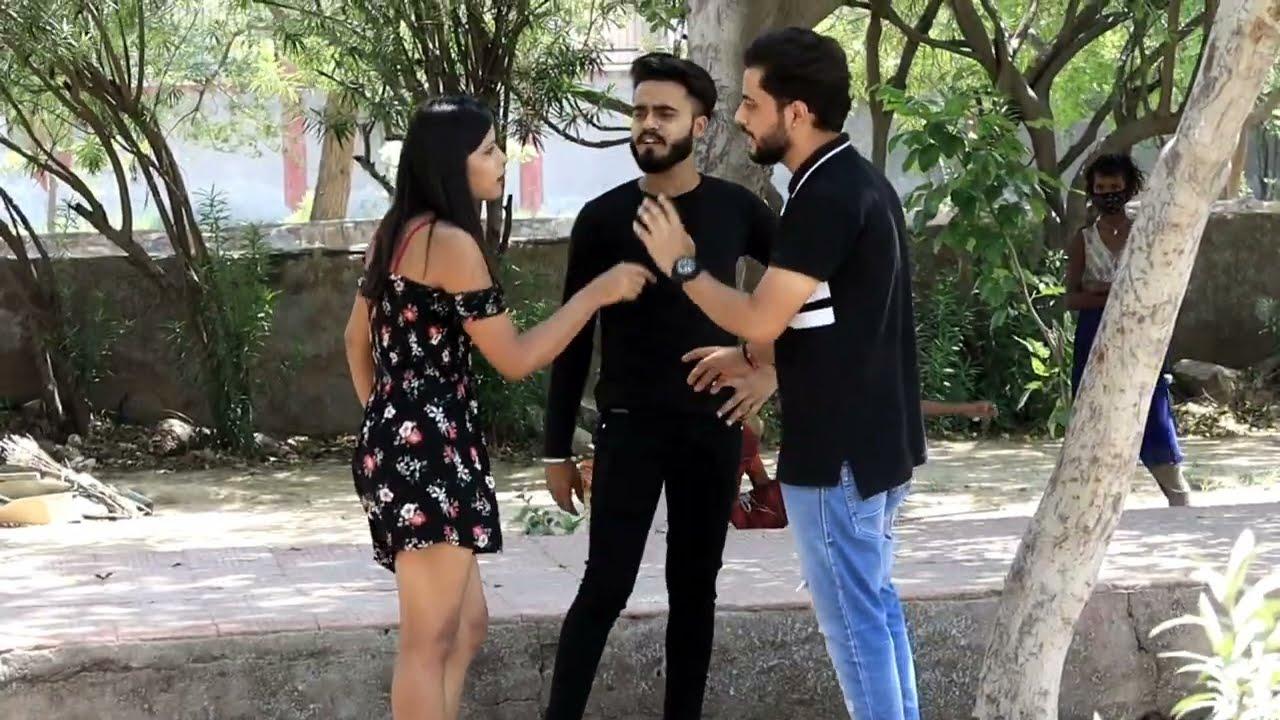 पत्नी और साले ने शादी करके लूटा पति को (Gone Wrong) €xpose By Kabir || Kabir K Prank