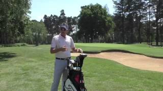 Ian Poulter What's In The Bag: Part 1
