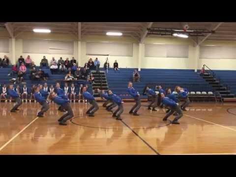 DCMS Dance Team