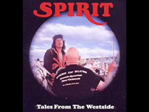 SPIRIT - Love From Here LIVE '95