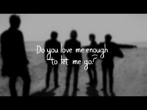 Switchfoot-Enough to Let Me Go (lyrics)