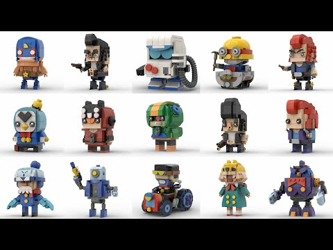 LEGO® And Brawl Stars [Part 5] - BMD MOC
