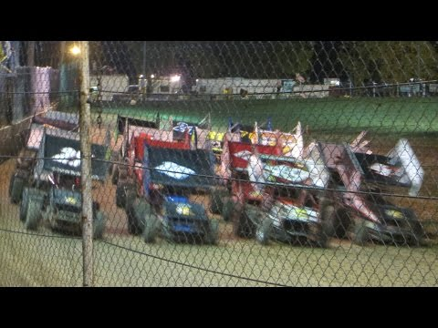 Sprints On Dirt (08-30-2014) Crystal Motor Speedway - Crystal, MI
