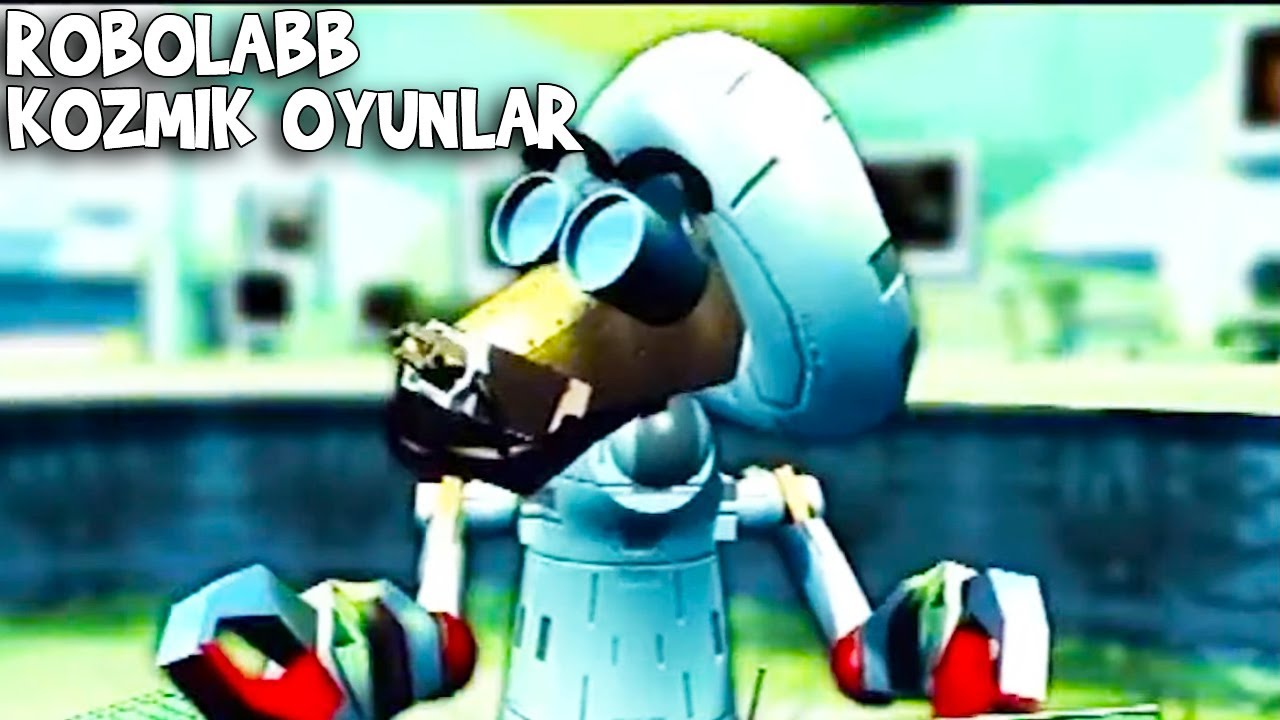 Robolabb Kozmik Oyunlar 5.Bölüm