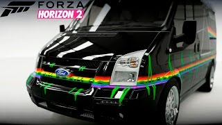 Forza Horizon 2 | Ford Transit SuperSportVan | (XboxONE) #19
